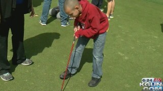 Special Olympics kicks off golf tournament