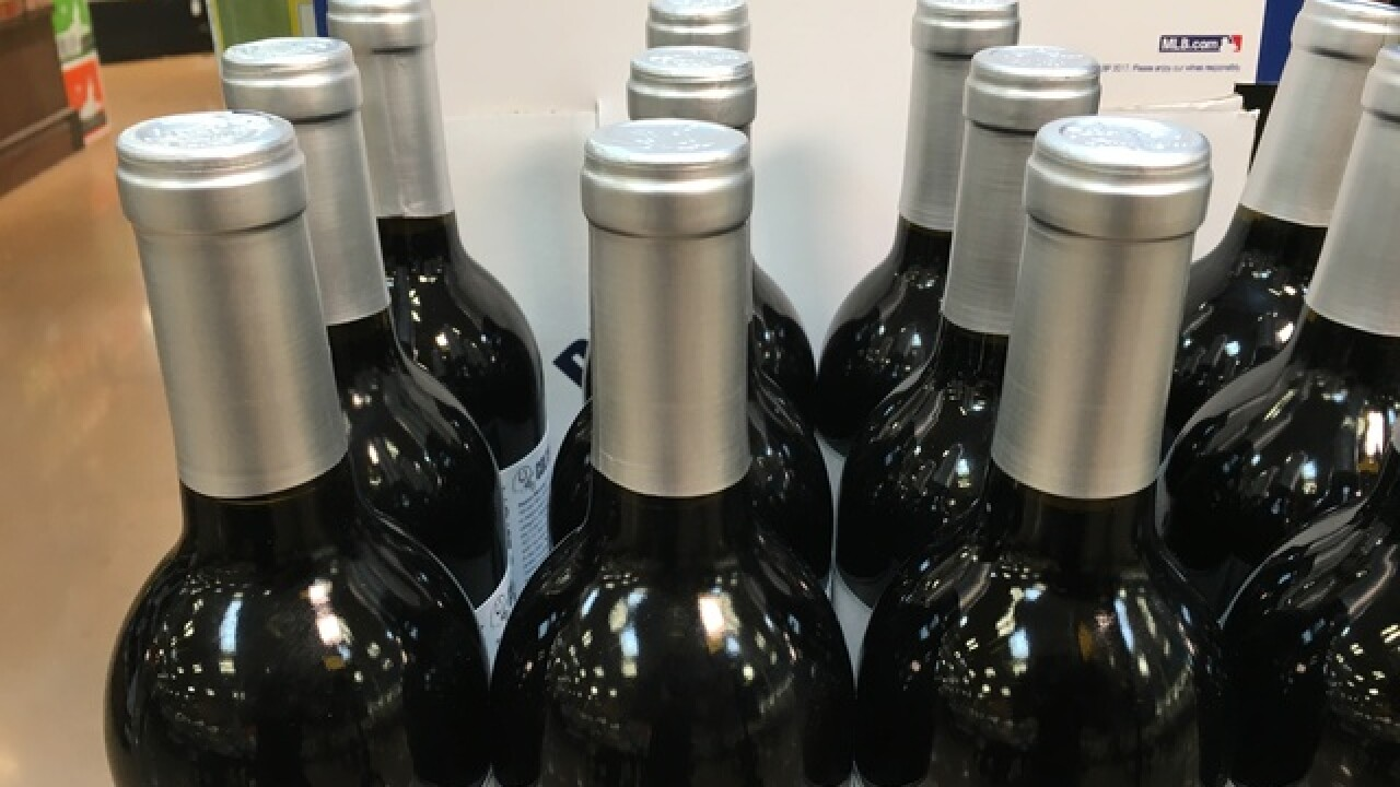 Peyton Manning 'Ring of Honor 18' wine for sale