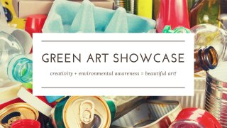 Green Art Showcase in Port St. Lucie