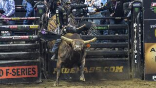 Matt Triplett captures 3rd at PBR Tacoma, climbs to No. 21 in world standings