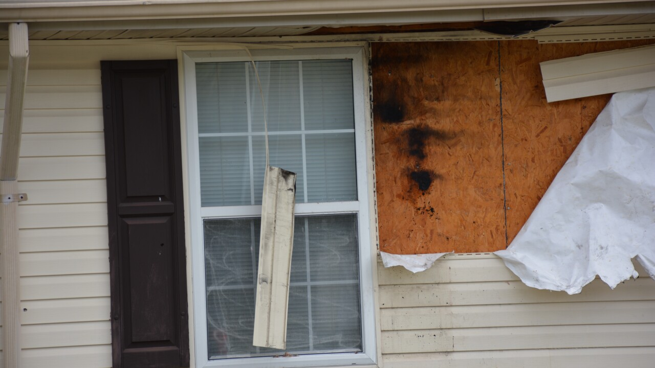 Suffolk Fire Marshal's Office investigating following possible arson