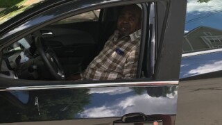 73-year-old Leroy Strickland found himself sleeping his car during COVID-19. He called 211 and eventually got his own apartment