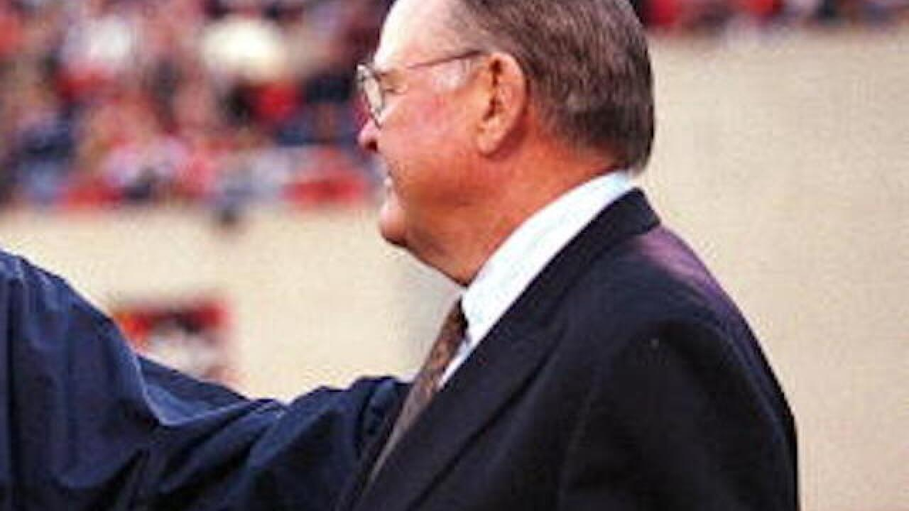 Keith Jackson: 'The voice of college football' passes away