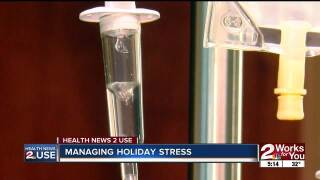 Managing cancer treatments through holidays is a tough road