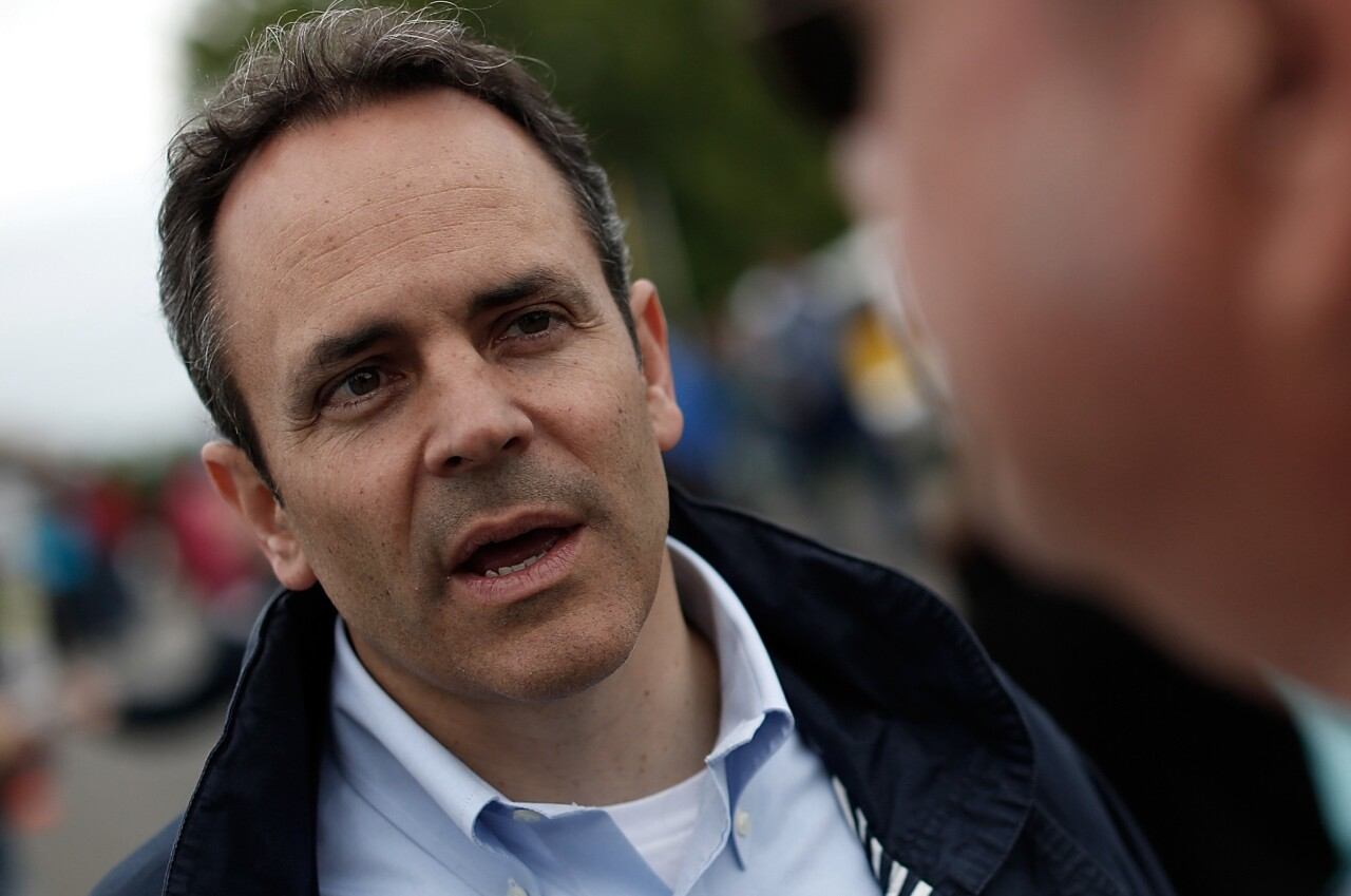 Businessman Matt Bevin Challenges Senate Minority Leader McConnell In Primary Election