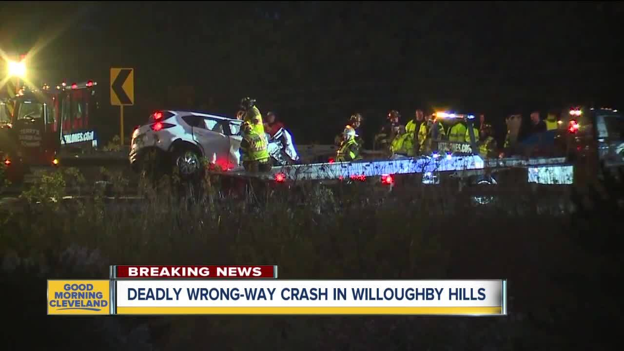 Willoughby Hills crash