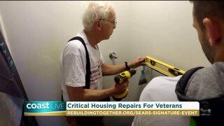 Providing critical housing repairs for veterans on CoastLive