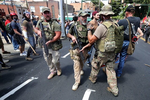 FILE: Rally turns deadly in Charlottesville