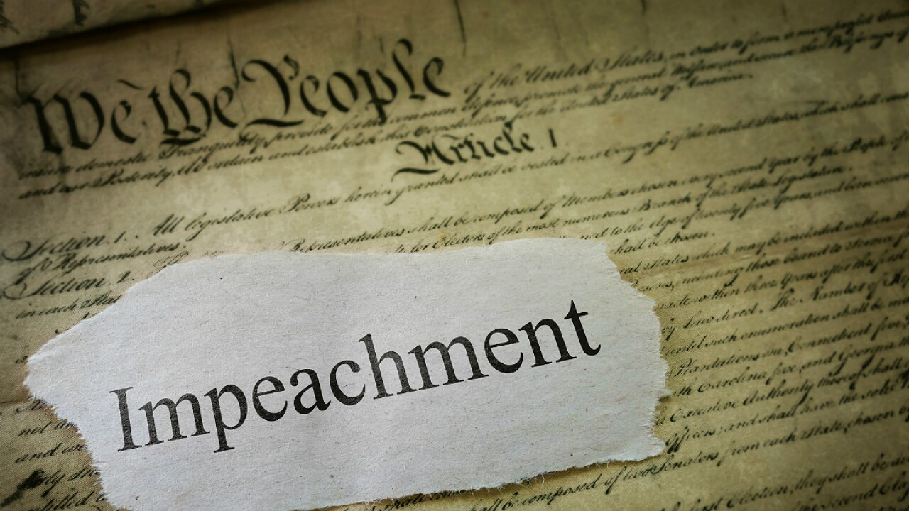 The impeachment process: How it all works