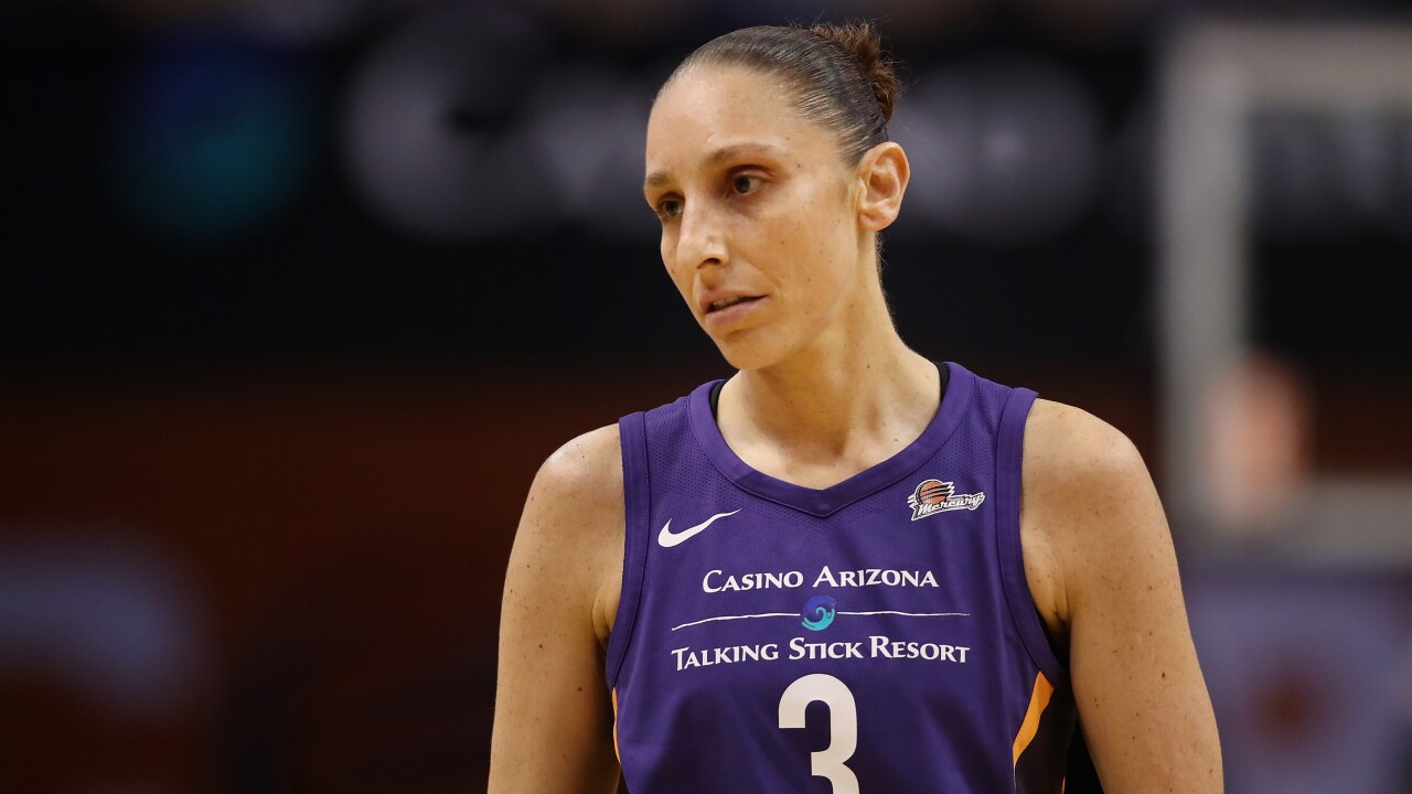 Mercury star Diana Taurasi rips WNBA for pay disparity in ESPN interview
