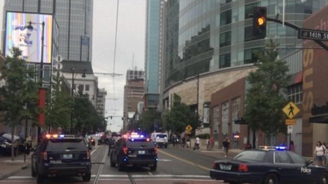 Carjacking ends with vehicle crash at P&L