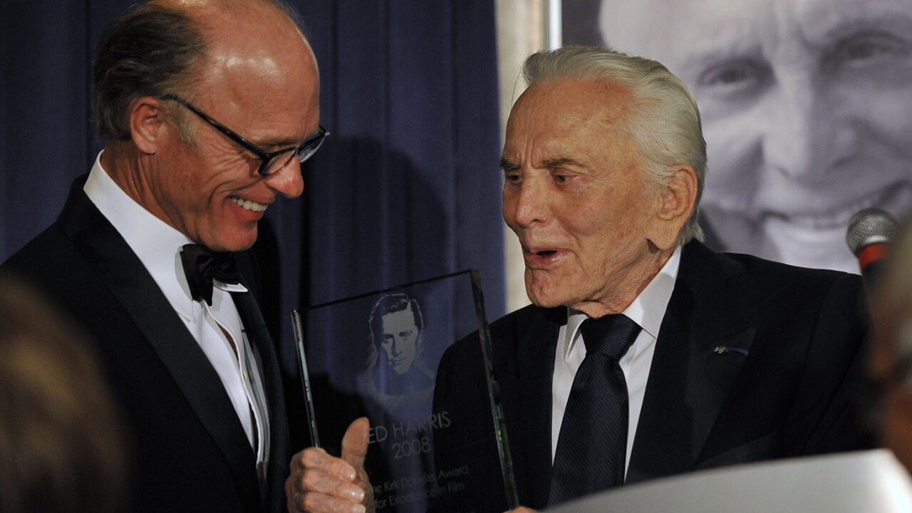 Legendary actor Kirk Douglas has died at age 103