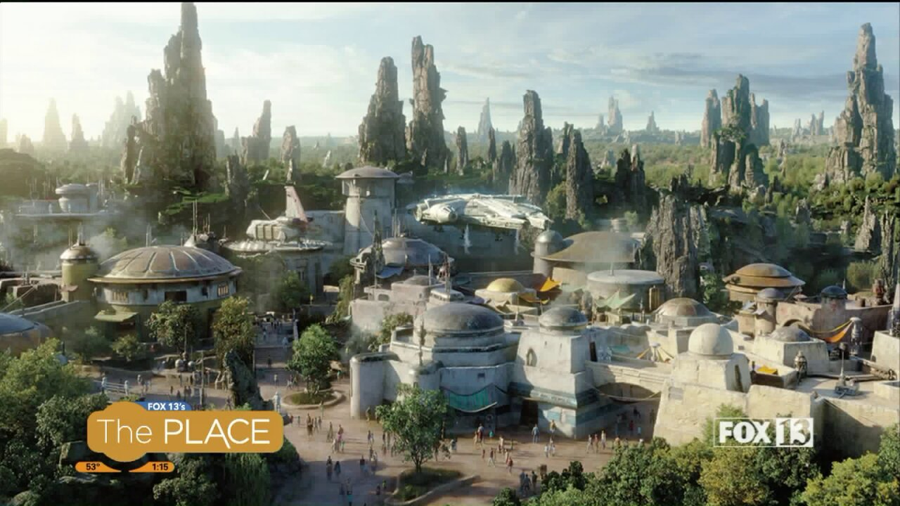 Spring Break vacations on a budget, including the new Disney Star Warsattraction