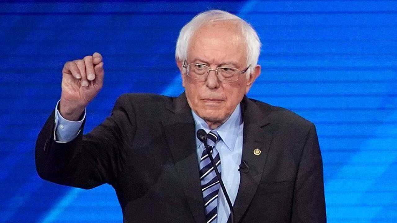 Bernie Sanders undergoes medical procedure for artery blockage, canceling upcoming campaign events