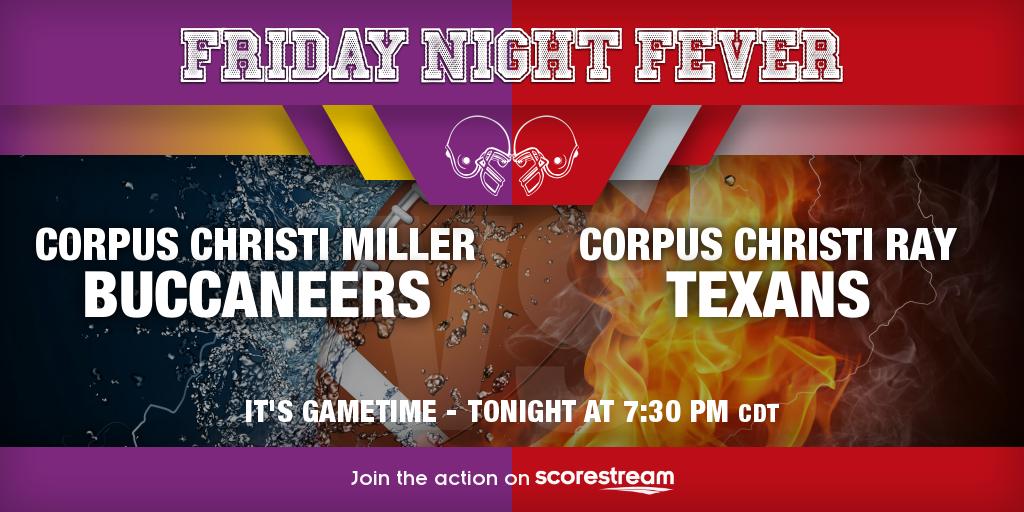 Corpus Christi Ray_vs_Corpus Christi Miller_twitter_neutralHeadToHead.png