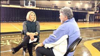 Jeanna Trotman interviews Greg Kampe