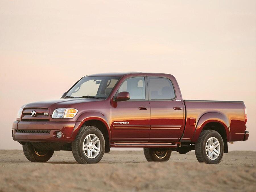 2004 Toyota Tundra: Light Duty Fullsize Pickup