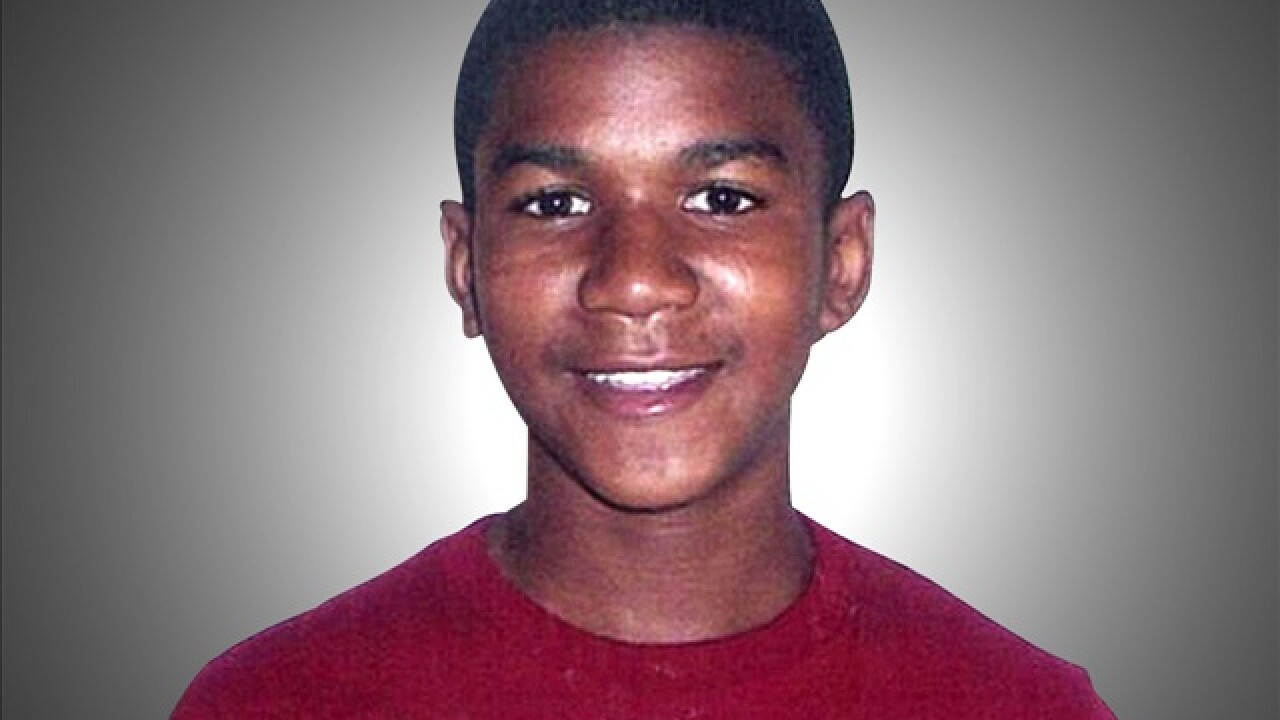 Focus in Trayvon Martin