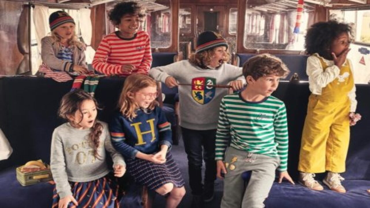 This New Harry Potter Kids' Clothing Collection Is 'riddikulus-ly' Cute
