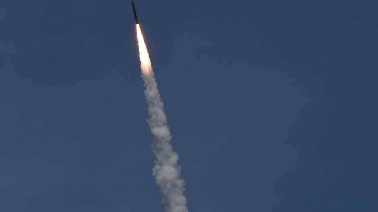 Pentagon says US now has ability to shoot down ICBMs