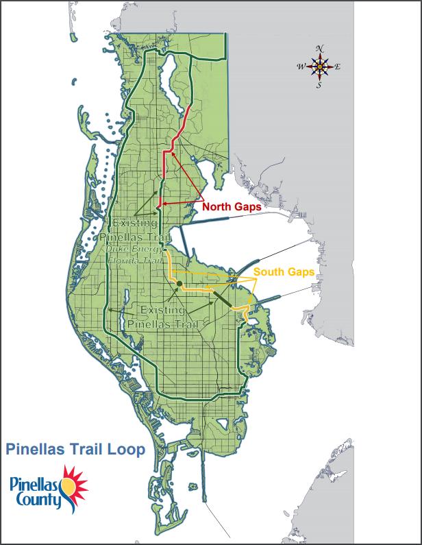 Pinellas Trail Loop