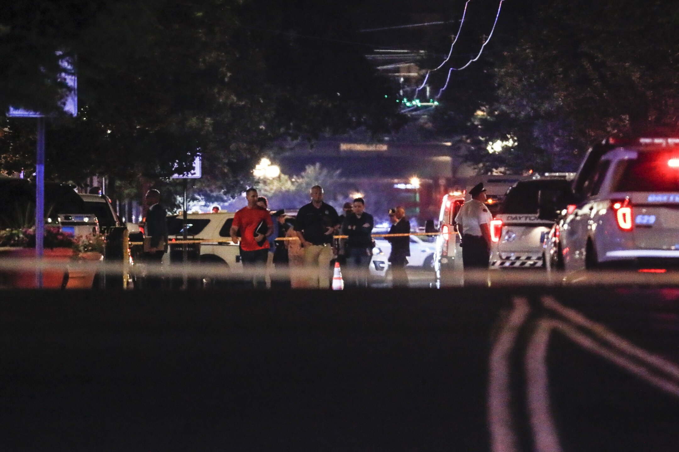 Photos: Shooter's sister among 9 dead in Dayton, Ohio; 27 others injured