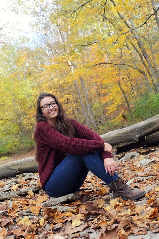Kayla Allen, Blanchester High School