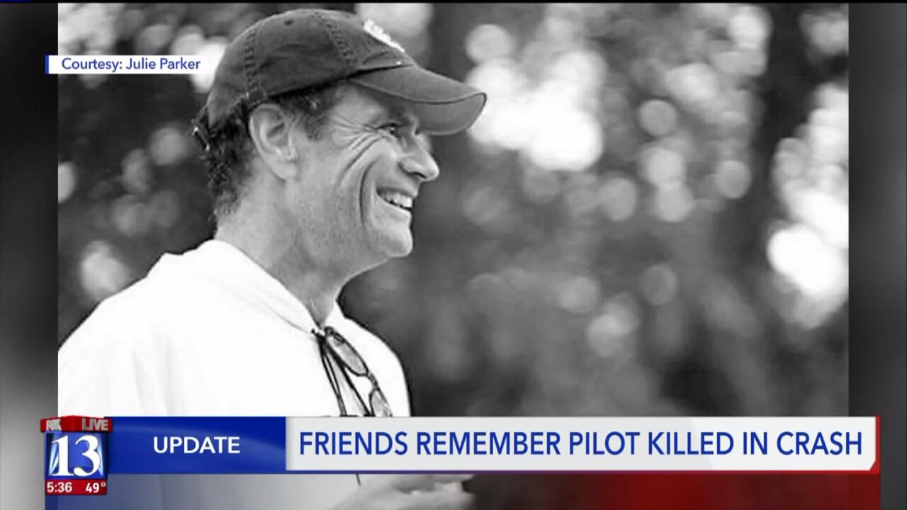 Remembering David Goode, the man killed in a small plane crash inRoy