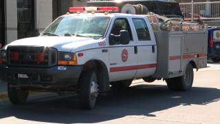 Community raise funds to help volunteer firefighters