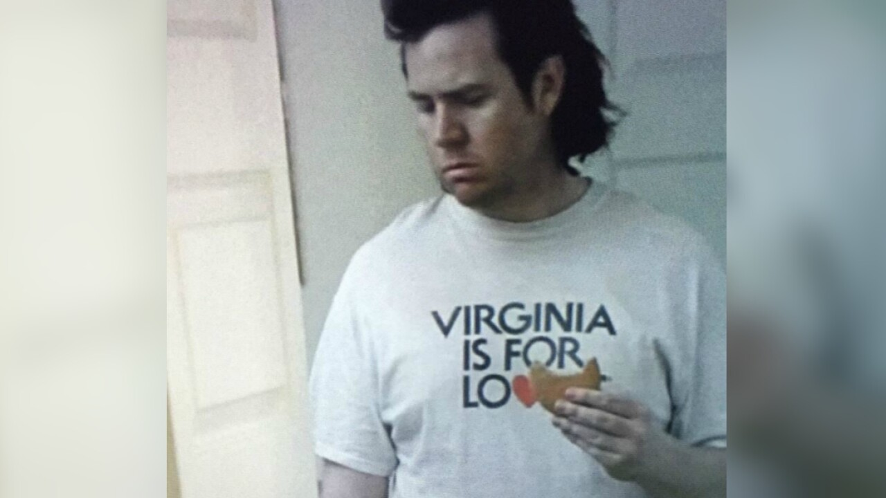 How this Virginia Is For Lovers shirt made it onto The Walking Dead
