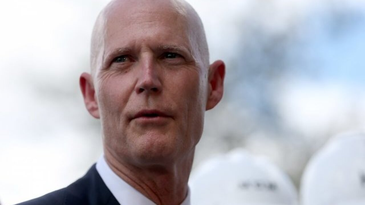 Florida governor claims election fraud, orders law enforcement investigation