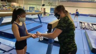 Colorado Gymnastics Institute in Aurora