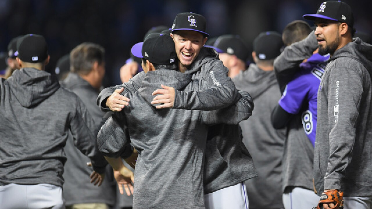 Rockies advance to NLDS, Denver Zoo reopens and more: 5 Things to Know for Wednesday, Oct. 3