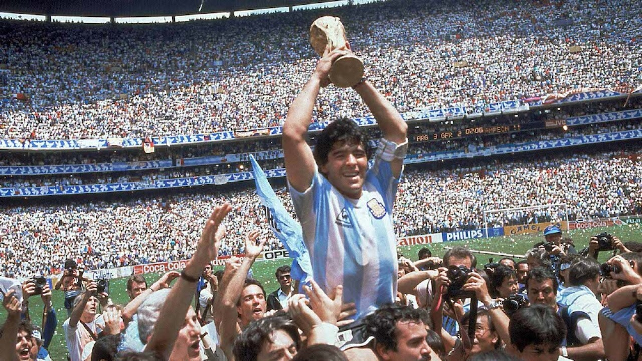 Diego Maradona: Soccer legend dead at 60