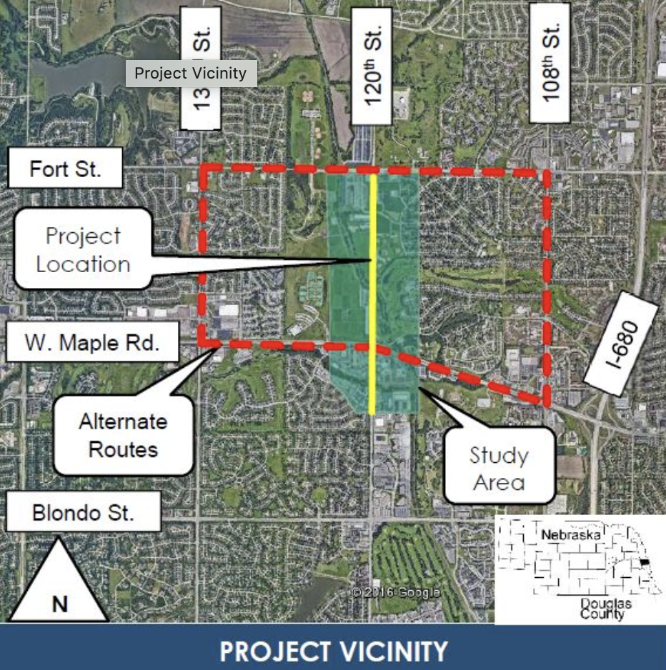 120th Widening Project