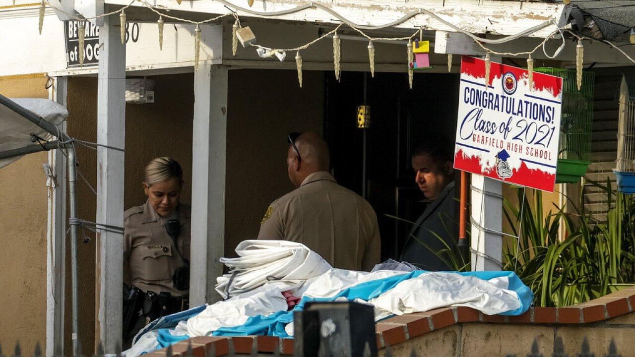 California Children Suspicious Death