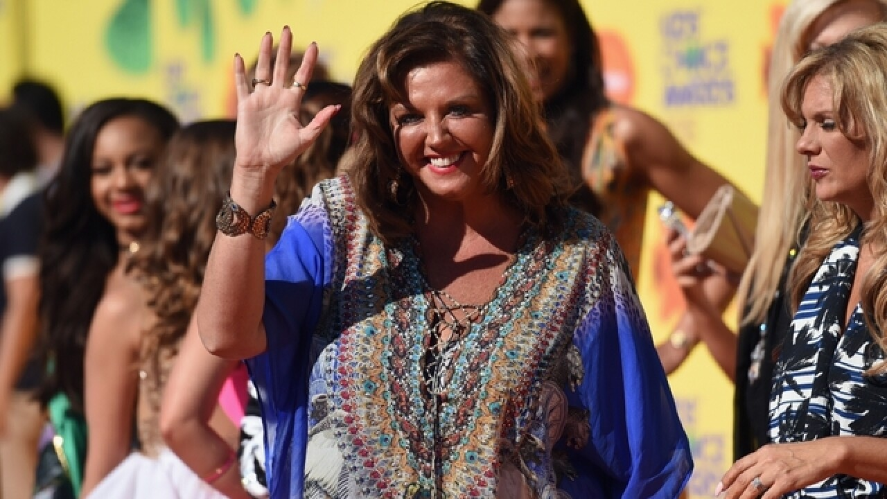 """Dance Moms' star diagnosed with cancer"