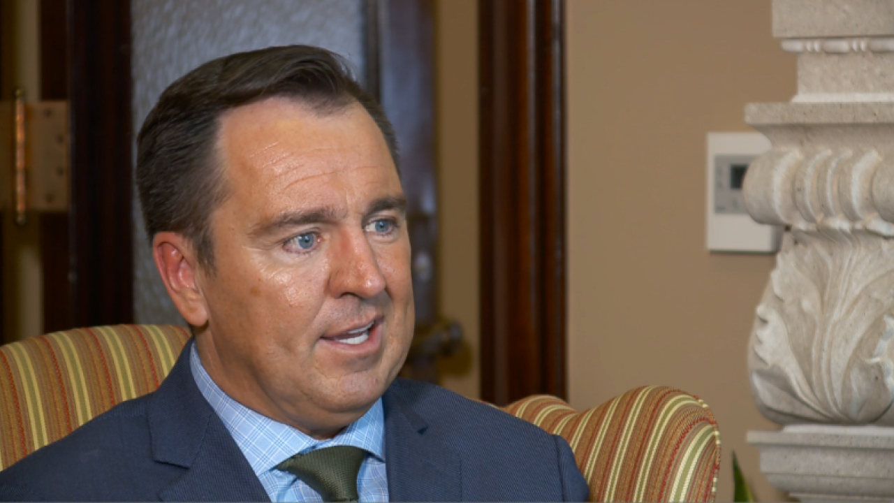 House Speaker Greg Hughes says he's considering a run for governor in 2020