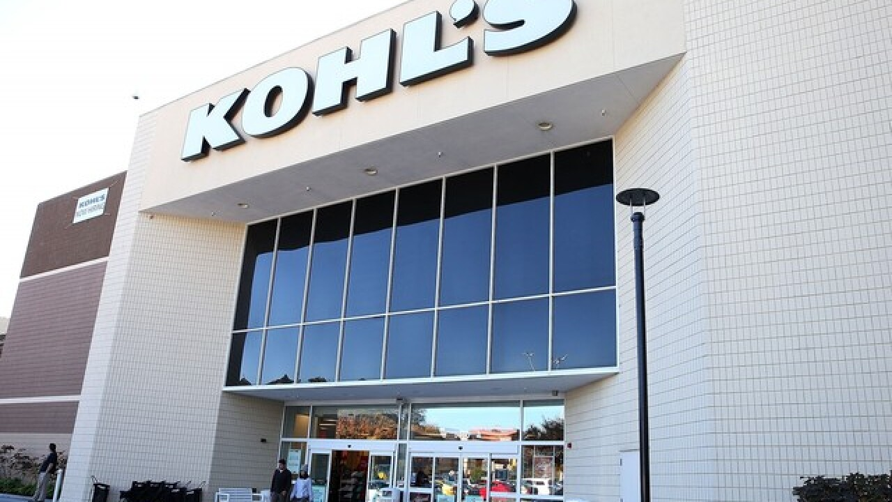 Kohl's is hiring for the holiday season