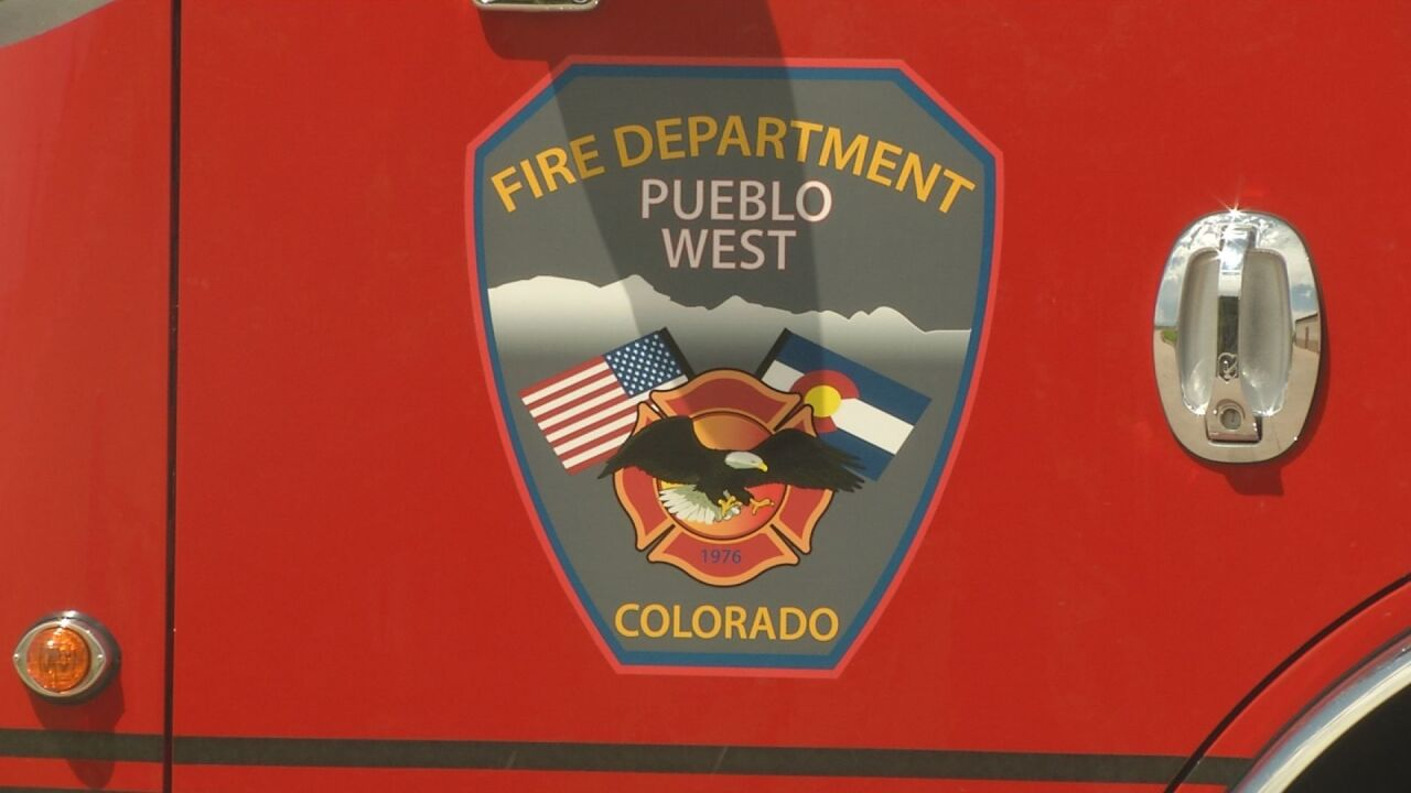 Pueblo West Fire Department logo