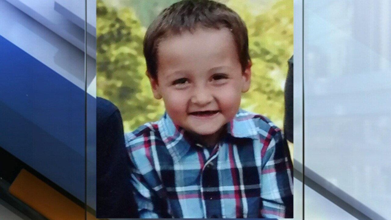 Wichita police close tip line in missing 5-year-old's case