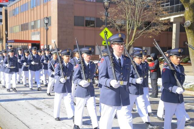 Thank you, veterans! Veterans Day Parade 2018 [PHOTOS]
