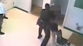 Deputy arrested for throwing student to the ground