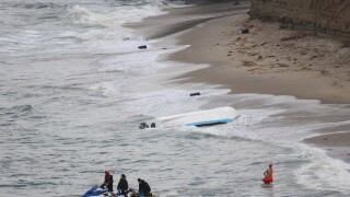 Leader of San Diego, Baja California maritime smuggling ring arrested