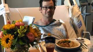 Man has heart attack while winning Smashing Pumpkins tickets on radio show