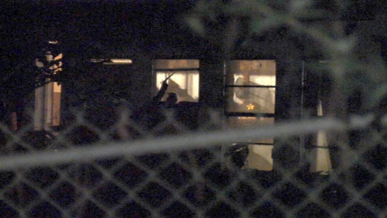 Polk man killed after pointing stapler at deputy