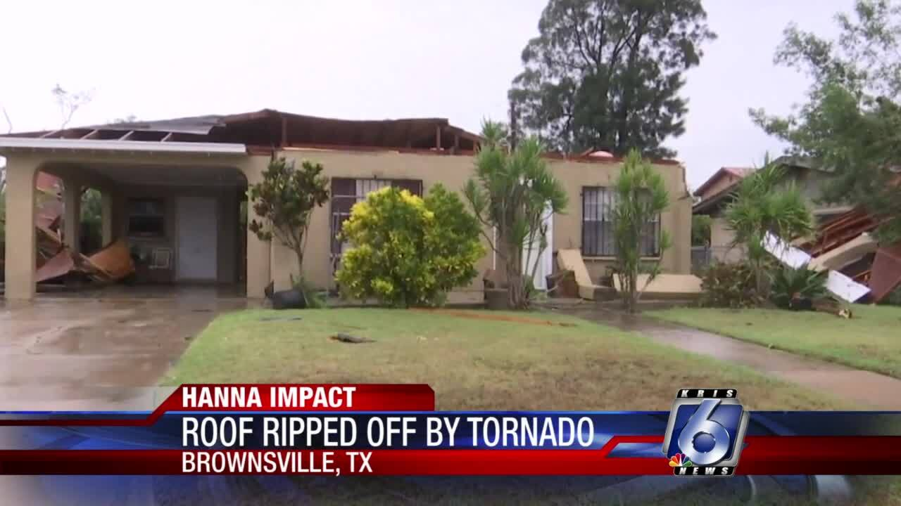 Rio Grande Valley takes big hit from Hanna