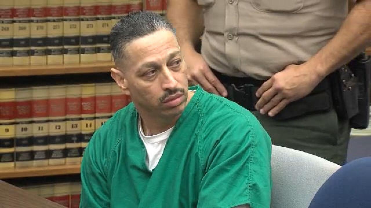 Man describes murder in SDCC bathroom