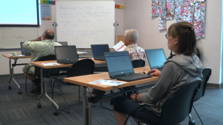 Online boot camp helps people, especially seniors, protect themselves on internet