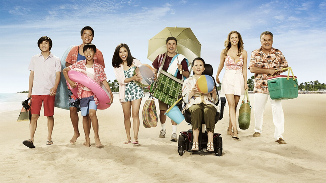 Fresh Off The Boat cast